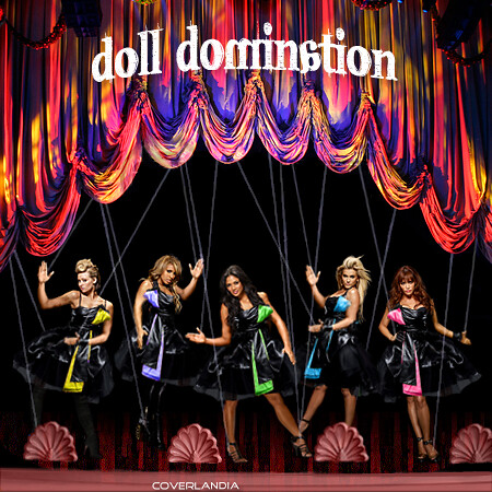 Pussycat Dolls Doll Domination Cover 8