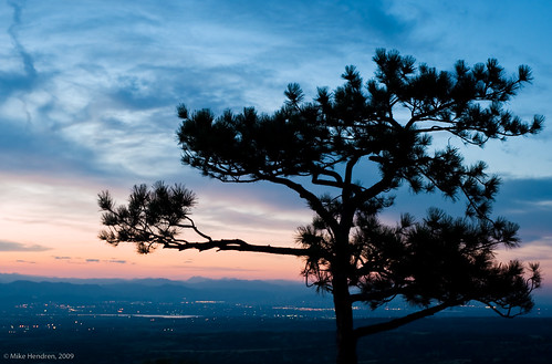 city sunset mountains tree pine clouds lights colorado lonely cloudscapes