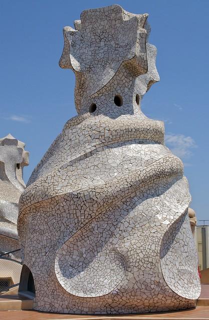 Casa Milà - Roof