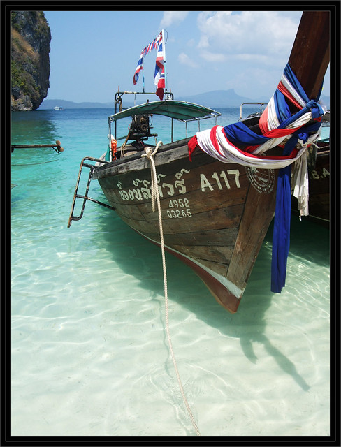 Island tour from Krabi, Thailand