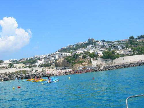Castro Marina (LE), Puglia, Italia - Agosto 2009