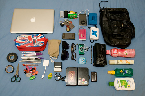 What's In My Bag? 161/365