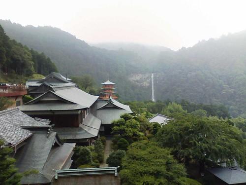 nachi no ootaki(那智の大滝)