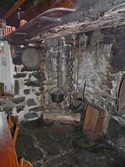 B26 farm museum kitchen, Moudeyres