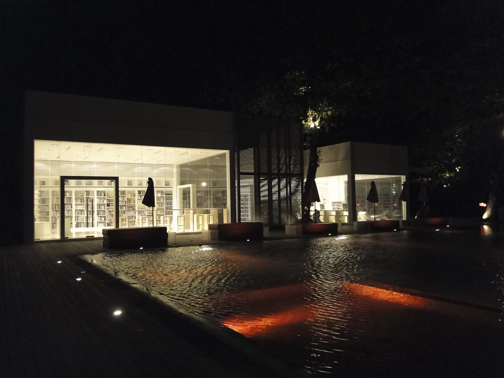 The Library resort in Koh Samui