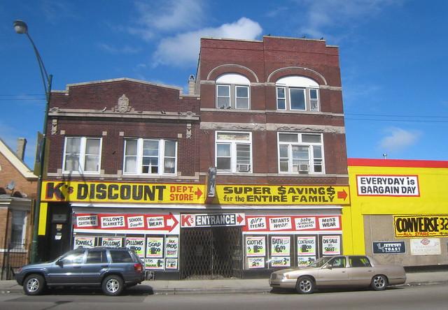 K S Discount Department Store Cermak Road Chicago