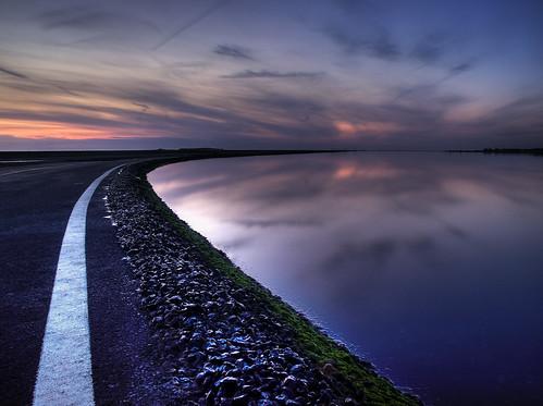 uk longexposure water marina dusk hdr wirral westkirby anawesomeshot