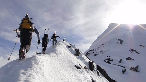 fast conditions on the ridge