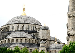 Mosque at St. Sophia (Constantinople)