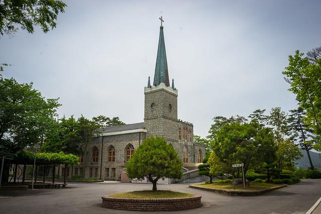 Aeyangwon, Yeosu, South Korea