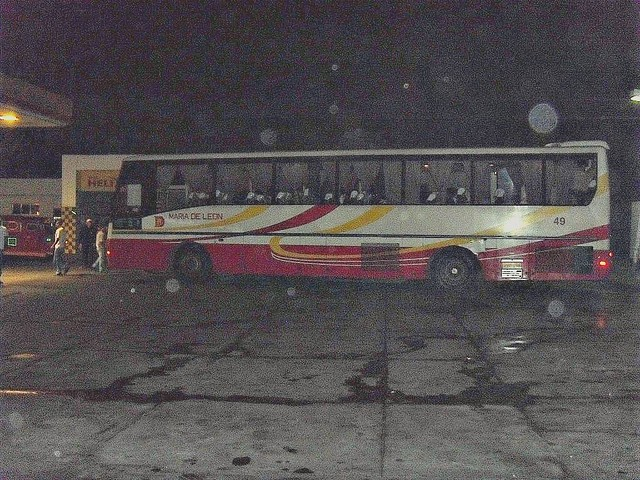 Maria de leon bus#49 in LA UNION