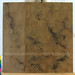 Calacatta Grigio and Brown Travertine