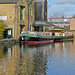 Small photo of Canal basin, Brighouse
