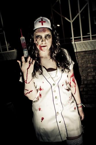 Zombie Walk 2009 Neuquen