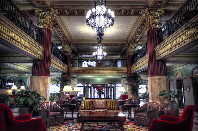 Hilton President Kansas City Hdr An Hdr Of The