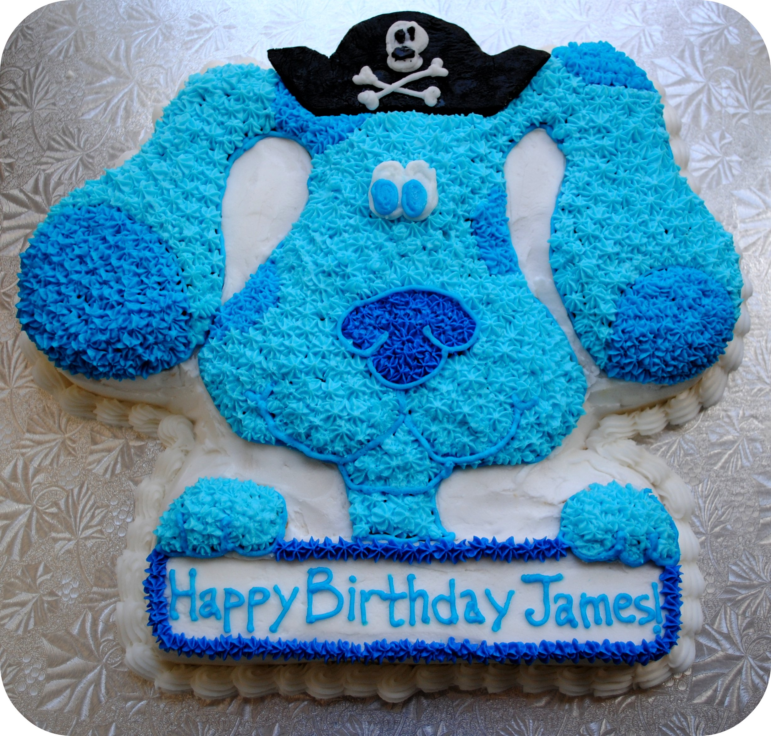 Blues Clues Cake Decorations