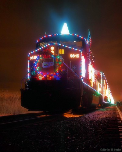 2009 Canadian Pacific Holiday Train