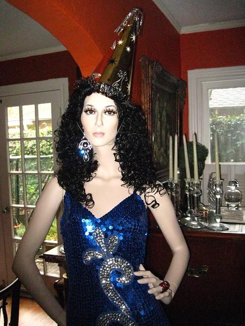 Cher vintage 80s Dress   Flickr   Photo Sharing