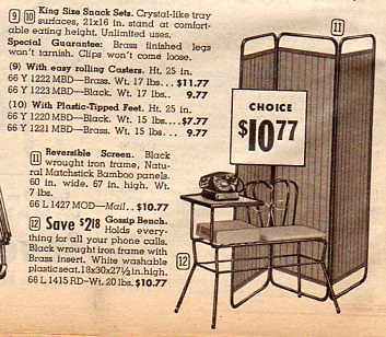 Miraculous Montgomery Ward 1958 Gossip Bench I Have This Bench Th Gmtry Best Dining Table And Chair Ideas Images Gmtryco