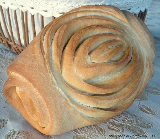 pan de hojaldre - pane sfogliato