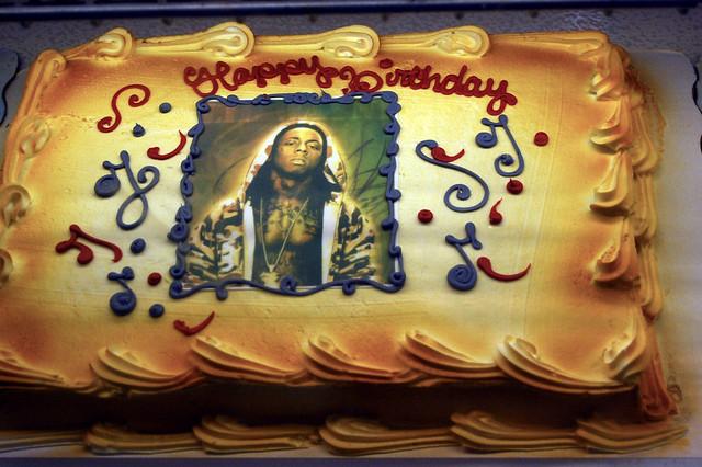 Lil Wayne Cakes Lil' Wayne Cake at Lex...