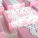 Paper Lace Boxes by such pretty things