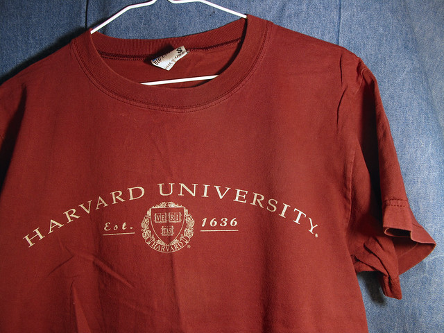 Harvard is under fire for secretly photographing students