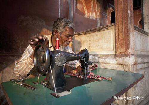 Tailor, Jaipur, India