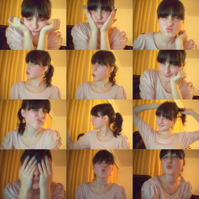 So this is the girl who takes all these photos : ME! :)