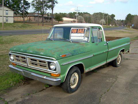 1972 Ford F 100 Sport Custom Flickr Photo Sharing