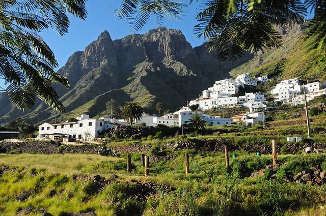Valley/Valle Agaete Gran Canaria
