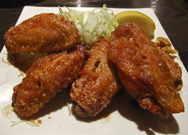 Tajima Sushi & Japanese Tapas Restaurant - Chicken Wings | Flickr ...