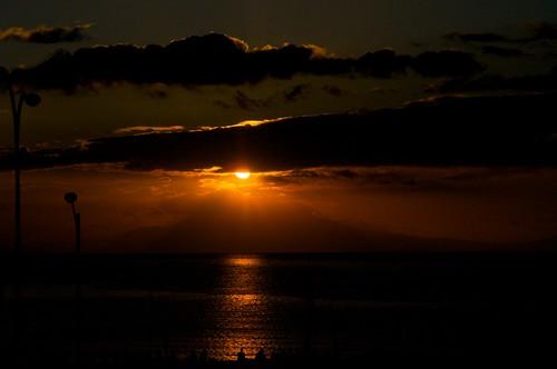 sunset sun clouds canon bay philippines manila moa patria aquino mallofasia 40d canon40d patriaaquino