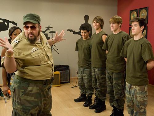 Boy Band Boot Camp
