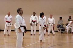 Karate tournament