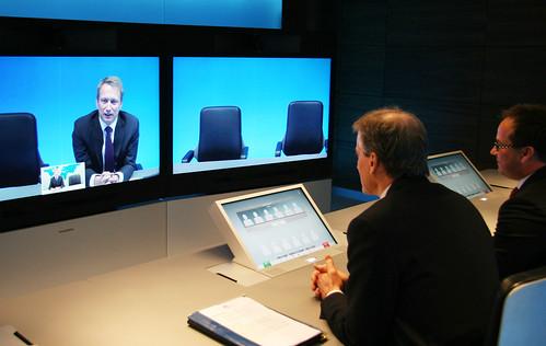 Videokonferanse med Litauens utenriksminister