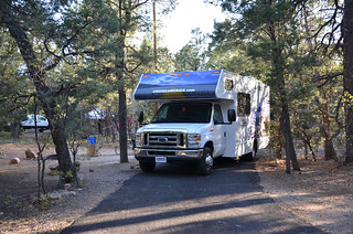 WiFi for RV Grand Canyon Mather Campground SR 6018