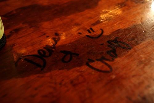 203: Bartop Graffiti