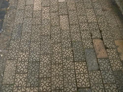 Henley 19th C pavement
