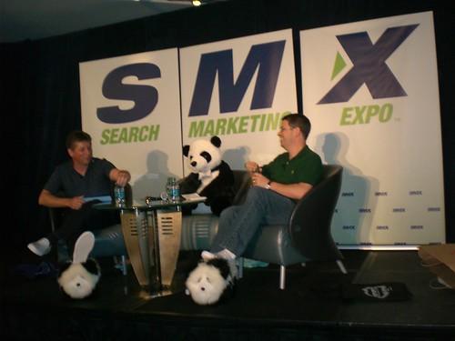 Danny Sullivan, Panda, Matt Cutts