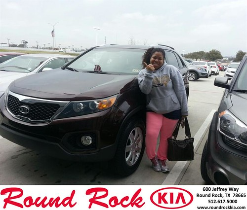 Thank you to Lois Coe on your new 2011 #Kia #Sorento from Rudy Armendariz and everyone at Round Rock Kia! #NewCar by RoundRockKia