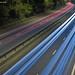 Motorway Blues - Explore #11 by Chris Brocklebank