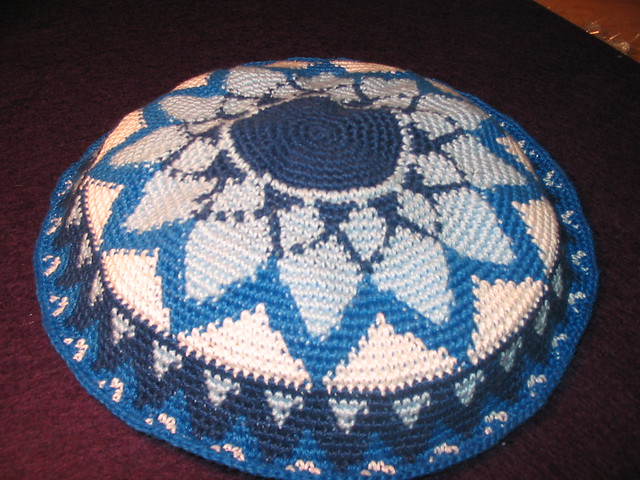 Kippah - Wikipedia, the free encyclopedia