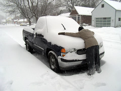 automotive exterior, commercial vehicle, vehicle, snow, bumper, winter storm, blizzard,