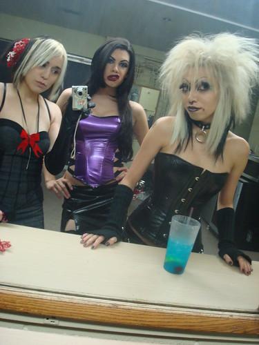 Nikki, Ekkia, & I by Vicious_Kurai
