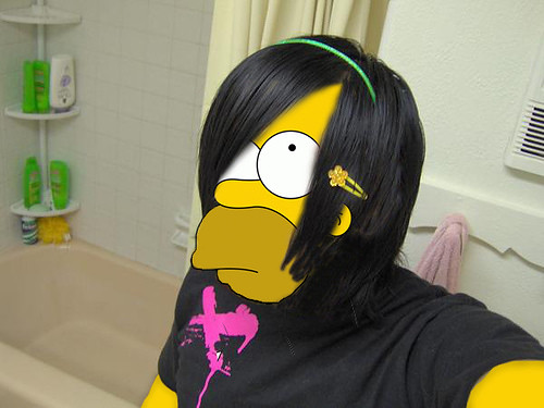 emo_homer_by_iheartmydian
