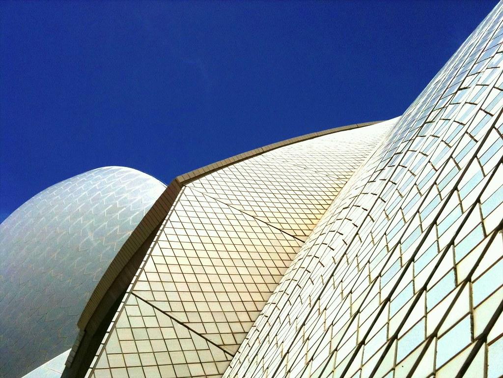 Sydney Opera House, Up Close