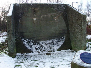 Sound mirror, Redcar