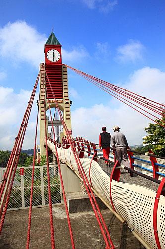 KX03龍潭大池-觀光吊橋
