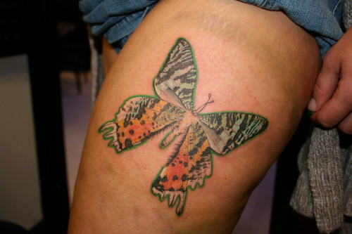 Swallowtail Butterfly Tattoos ~ Butterfly Beautiful Pictures